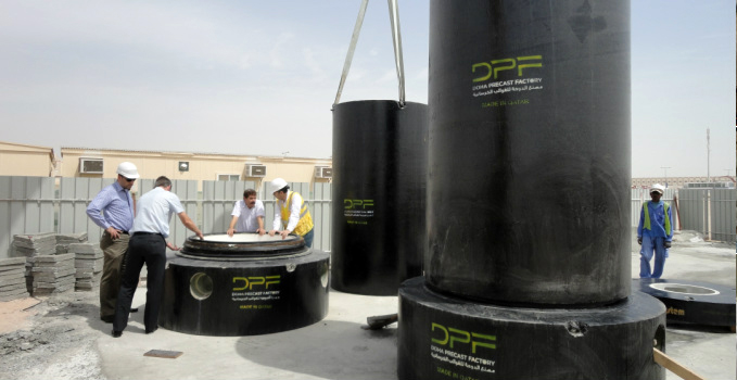 DPF Manholes